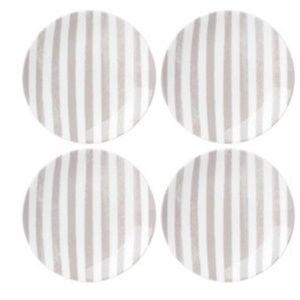 Kate Spade Charlotte Street Tidbit Plates (4)